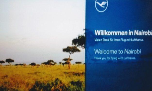 L' AC MIRAMAS au Kenya