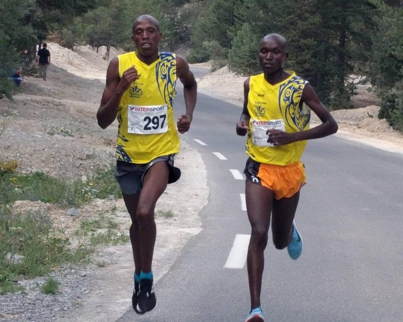 Semi marathon de Briançon Nevache