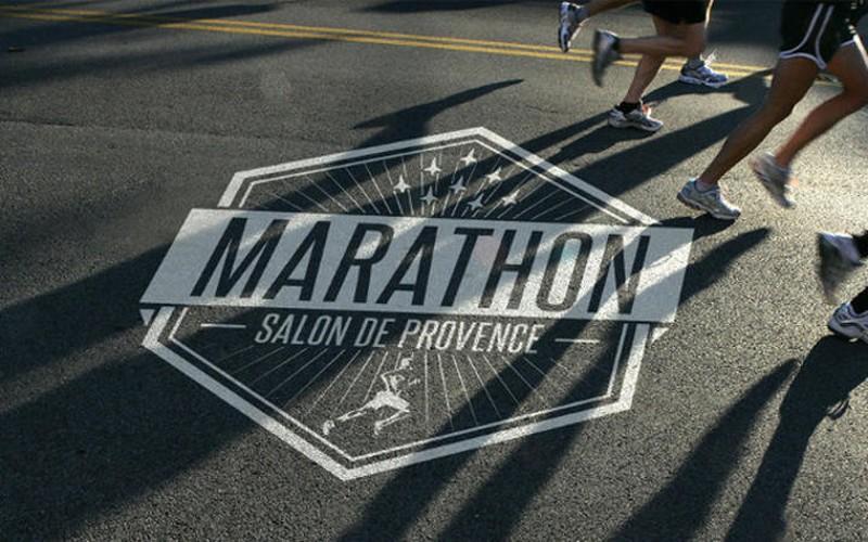 Sortie reconnaissance parcours semi marathon de Salon de Provence