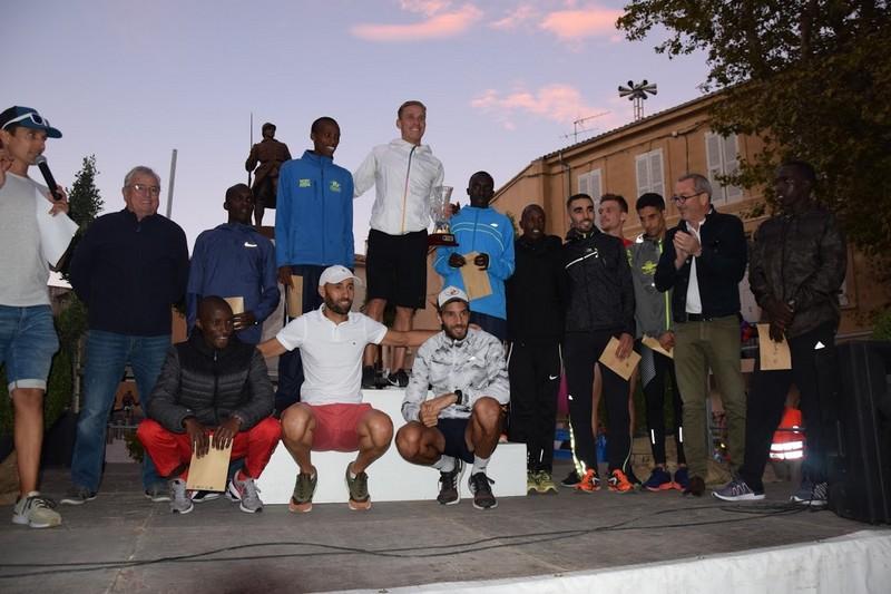Course Eyguières 05 Octobre 2019
