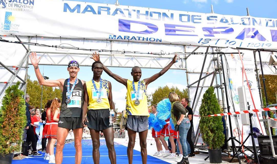 Revue de presse Marathon de Salon de Provence