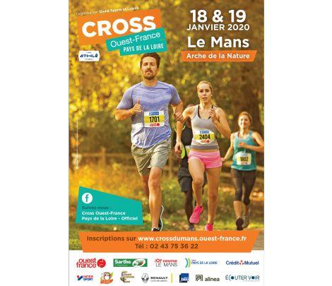 Cross Ouest France LE MANS